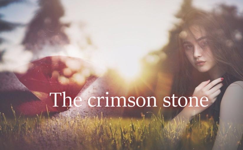 The crimson stone – Preview#3